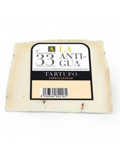 QUESO CURADO AL TARTUFO LA...