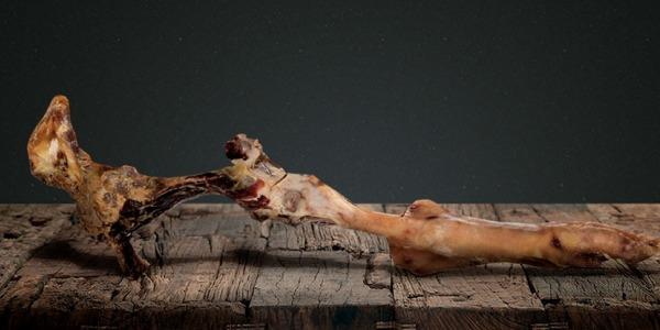Como aprovechar el hueso del jamón