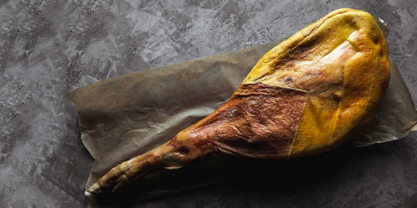 El perfilado del jamón ibérico